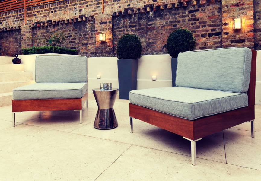 Outdoor Cushions Add Comfort And