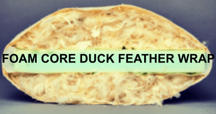 Foam-core-duck-wrap